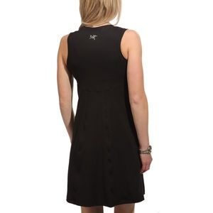 NWOT Arc'teryx Soltera Black Dress